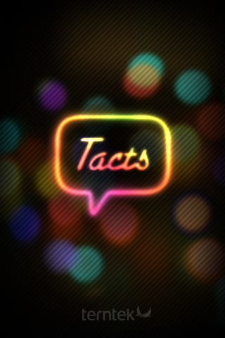 Tacts Launch Page
